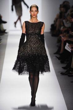 Dennis Basso, Fashion Week 2013