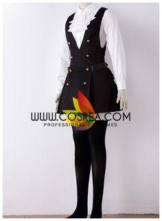 Inu x Boku SS Ririchiyo Uniform Cosplay Costume