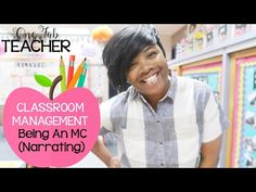 Classroom Management Being An MC - YouTube