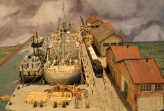 Ho Scale Train Sets, Ho Scale Trains, Model Train Layouts, Model Trains, Ship, Ships
