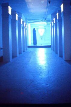 Arkivalier fra Ribbecks Rejser 1994, Galleri Projekt, Stenosgade, København.