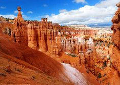 Utah is home to 5 National Parks - Arches, Canyonlands, Capitol Reef, Bryce Canyon and Zion. Get information you need to plan your trip including information about hotels (including deals and packages), restaurants and things to do. Millions come each year to admire the sensational scenery.