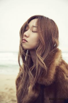 LEE SUNG KYUNG | MARIE CLAIRE MAGAZINE JANUARY '15 ISSUE