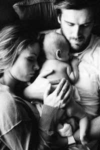 Querido nadie:  Solo te pido que seas alguien con quien tener un hijo.