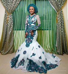 Source: Instagram @ms_asoebi African fashion, Nigerian fashion, formal, Ankara, African prints, Nigerian style, African dress, African women dress, Nigerian wedding, Nigerian wedding quest, Bella naija, African prom, Ankara prom