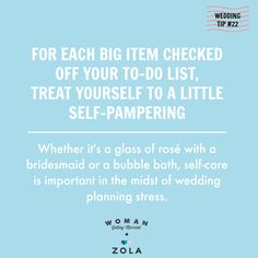 According To A Recent Zola Survey Over Of Brides Reported Being Stressed During The Wedding Planning Process Lighten Up Your Do List With Help