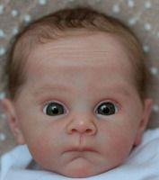 Ollie Reborn Doll Kit by Adrie Stoete