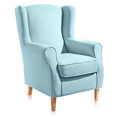 ohrensessel hellblau bestseller shop f r m bel und einrichtungen. Black Bedroom Furniture Sets. Home Design Ideas