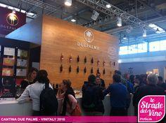 Vinitaly_2016 - Le strade del vino Puglia Cantina Due Palme