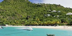 The best places to stay and get in a workout at St. Barths.
