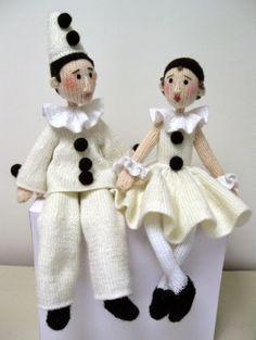 Кукляндия: Пьеро и Пьеретта