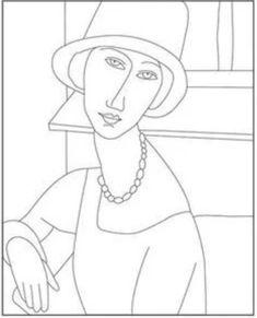 Realistic masterpiece coloring pages ~ Painter Gauguin 2 | sztuka | Art, Art handouts, Paul gauguin