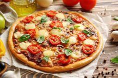Aprenda uma deliciosa e simples receita de pizza caseira
