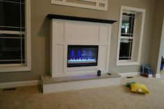 want to do another mantle like this for our master bedroom headboard, with tufted center.
