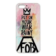 Fall out boy DIY Case Cover for iPhone 5 2da2988a299f