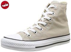 Converse Chuck Taylor All Star Hi, Unisex-Erwachsene Sneaker, Beige - Beige,