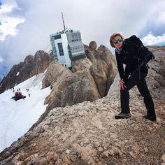 """""""ALWAYS KEEP YOUR EYES OPEN""""  #marmolada #nolimits #enjoylife #breath #trekking #gohigher #hiking #glacier #italy #dolomiti #mountain #unescoworldheritage #iphonephoto #learningbytravelling"""