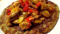 Pikantní vepřová směs na bramboráku | Vaření s Tomem