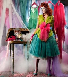 Lyubov Portnykh stylist, Boris Bendikov photo- Dreaming Doll