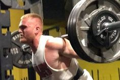 Iowa Student weightlifter crushed to death by barbells - International Business Times UK