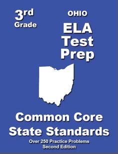 3rd Grade Ohio Common Core ELA