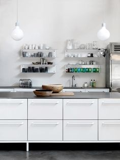 vipp kitchen - hamptons