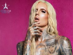 The official online store for all things Jeffree Star Cosmetics, Inc. Jeffree Star Snapchat, Jeffree Star Instagram, Lady Gaga, Jeffry Star, Beauty Makeup, Hair Beauty, Star Wars, Star Makeup, Photo B