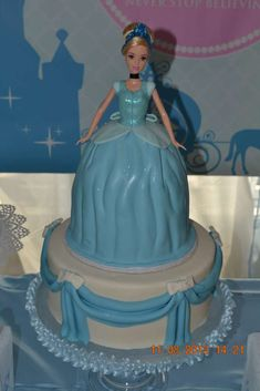 Cinderella Princess Birthday Party Ideas   Photo 1 of 28   Catch My Party