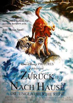 Poster zum Film: Zurück nach Hause - Die unglaubliche Reise