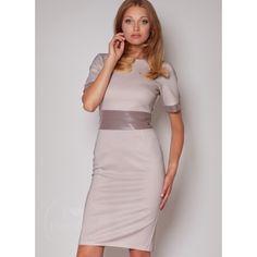 Sukienka Love Beige Dress