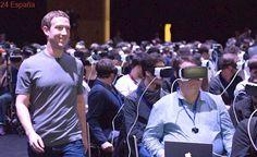 Zuckerberg niega que Facebook haya robado tecnología