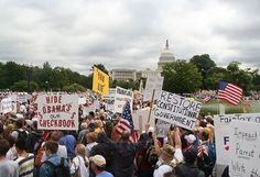 A new survey finds that the Tea Party movement is not just about politics or size of government; it may … Continued