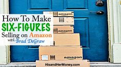 How to Make Six Figures Selling on Amazon Amazon Fba, Sell On Amazon, Locker Storage, How To Make Money, Projects To Try, Dinners, Fitness Motivation, Amp, Homemade