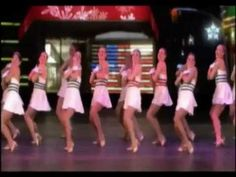 Becoming a Radio City Rockette