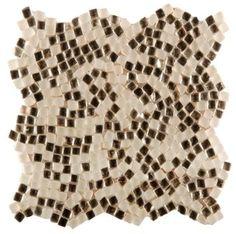 Emser Tile Glass Mosaic Charm Series