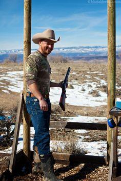 Clay Shooting in Colorado | FamilyFreshCooking.com Country Boys Love, Trap Shooting, Sporting Clays, Hunt Club, Wild West, Lifestyle Photography, Cowboy Hats, Colorado, Bucket