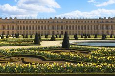 Versailles is a mid-size town just outside of Paris and home to the world famous castle of the same name. The Versailles Castle is one of the most beautiful royal castles and gardens in the world and an absolute must see for anyone visiting Paris. Palace Of Versailles Tour, Versailles Garden, Famous Castles, French History, Visit France, Paris City, Where To Go, Places To Visit, Tours