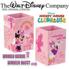 98ae04480 Minnie Mouse O Daisy Disney Cubilete Personajes Dibujos Tv Club House New -  Bekiro