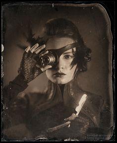 BOUDOIR  #Dark #Steampunk #Goth