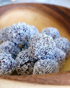 Chocolade Bliss Balls: suikervrij, zuivelvrij, glutenvrij