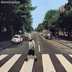 The Beatles Collection Abbey Road Studio Foto Beatles, Les Beatles, Beatles Art, Beatles Albums, Ringo Starr, Paul Mccartney, John Lennon, Biba Magazine, Van Gogh