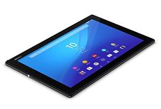Sony Xperia Z4 Tablet SGP771 32GB 10.1-Inch Wi-Fi   LTE Factory Unlocked Tablet (White) - International Version No Warranty *** You can get additional details at the image link.