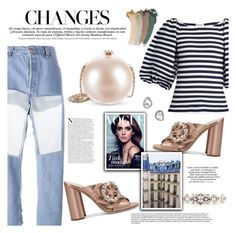 """""""Changes..."""" by chocohearts08 ❤ liked on Polyvore featuring Sonia Rykiel, Off-White, Gucci, Miu Miu, Chanel, Dolce&Gabbana and NSR Nina Runsdorf"""