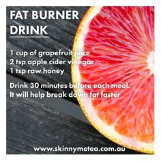Fat Burner Juice