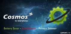 Cosmos Privacy Scan + Junk Cleaner #Android #Mobile #App @support_com