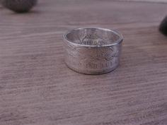 Morgan Silver Dollar ring