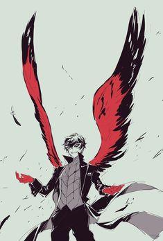 Akira kurusu-persona 5 #Akirakurusu #persona5 #cosplayclass #anime Persona 5 Joker, Persona 4, Persona 5 Anime, Akira Kurusu, Anime Meninas, Manga Anime, Anime Guys, Anime Art, Anime Demon