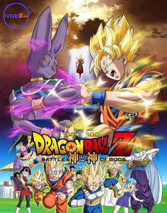 DBZ battle of gods
