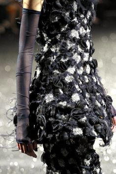 "Chanel | Fall 2011 Couture Collection | ""Les Allures de Chanel"""