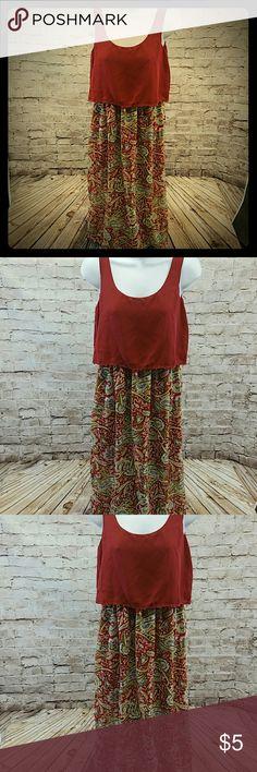 Womens full length dress Size Small Womems Full length dress. Xhilaration Dresses
